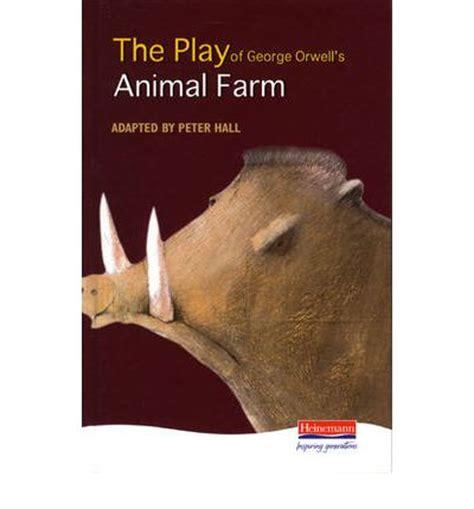 George Orwell animal farm literary analysis summary
